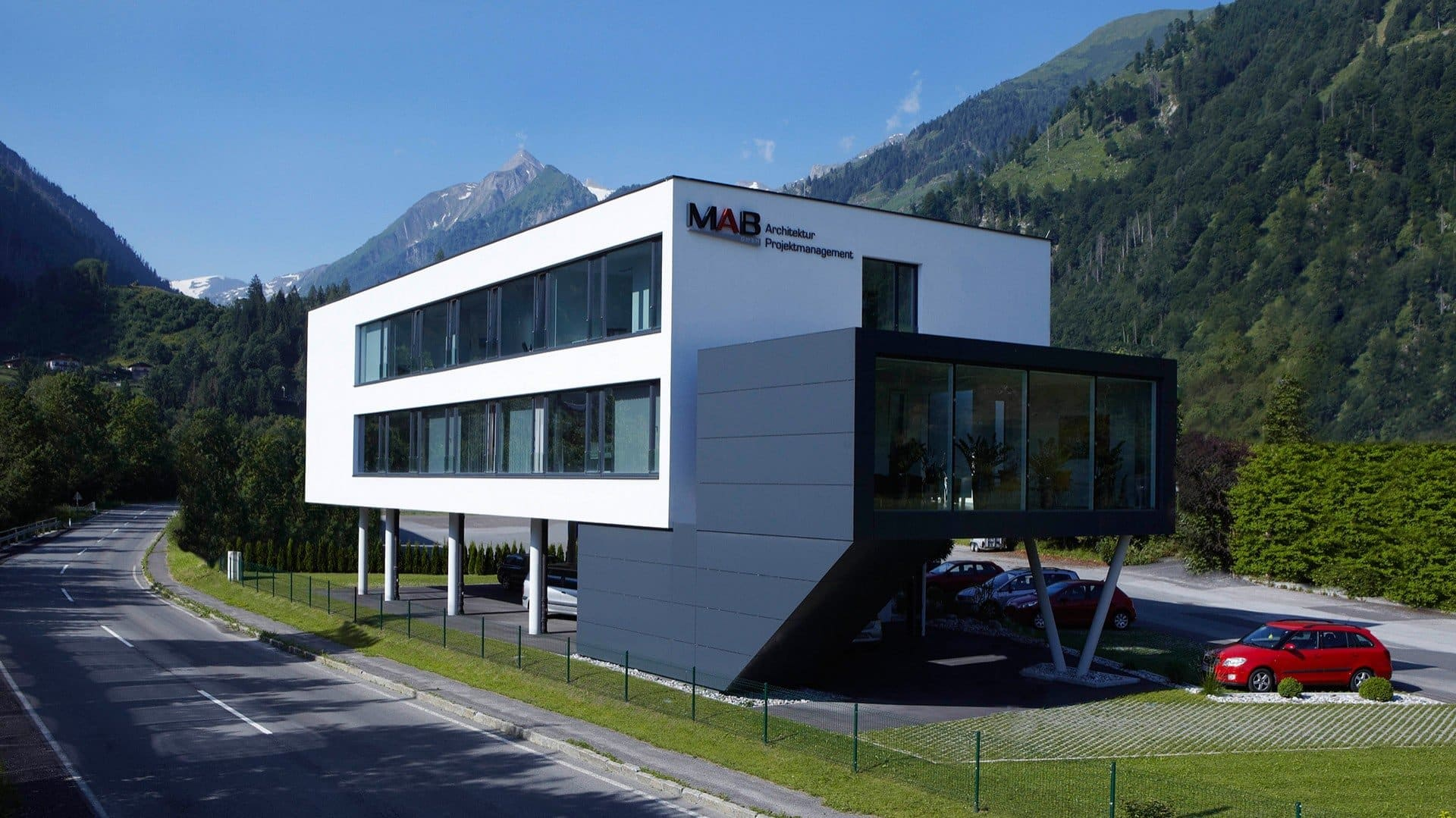 MAB Architektur ✰ Kaprun.at ✰