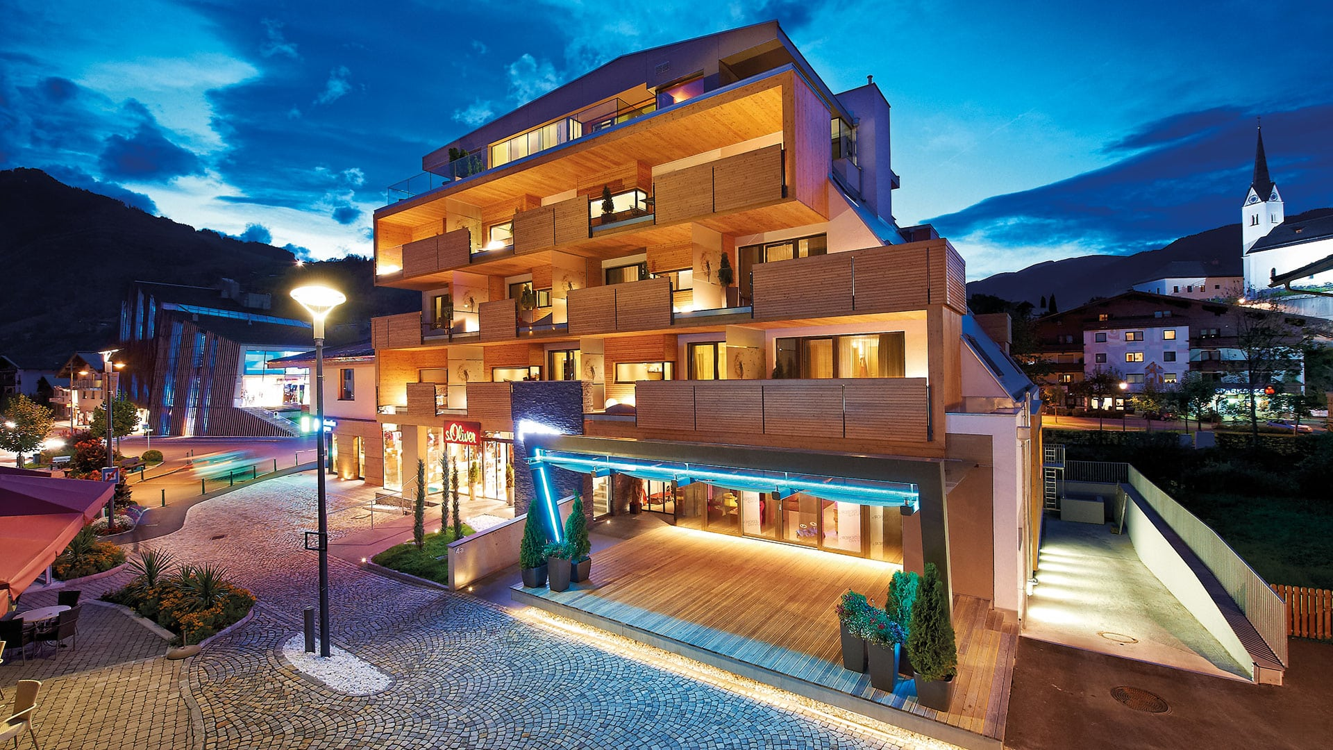 LEDERER'sLIVING TheSmartHotel✰Kaprun.at✰