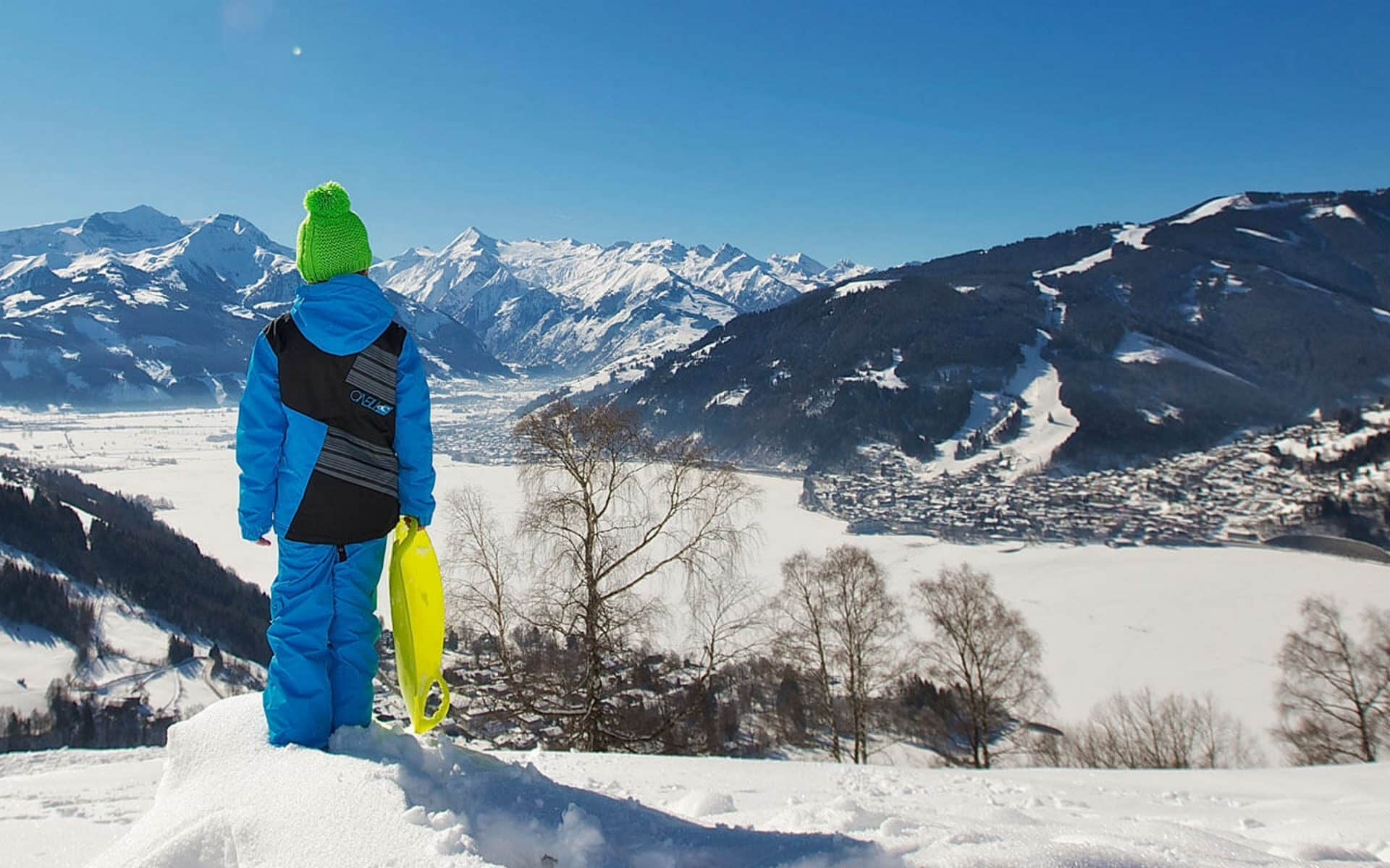 HERVIS SPORT & RENT FOR SKI ✰ Kaprun.at ✰