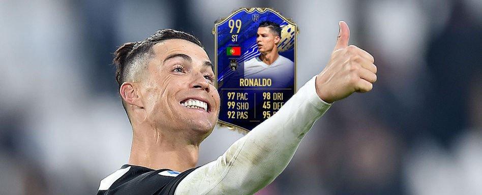 TOTY Ronaldo