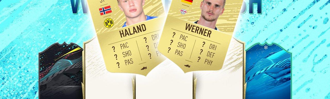 Haland und Werner mit Update im Winter Refresh