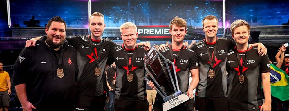 CS:GO Team Astralis