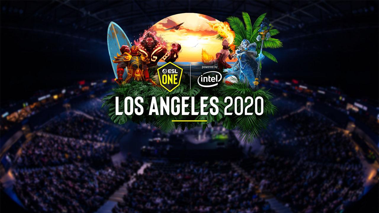 ESL One Los Angeles 2020