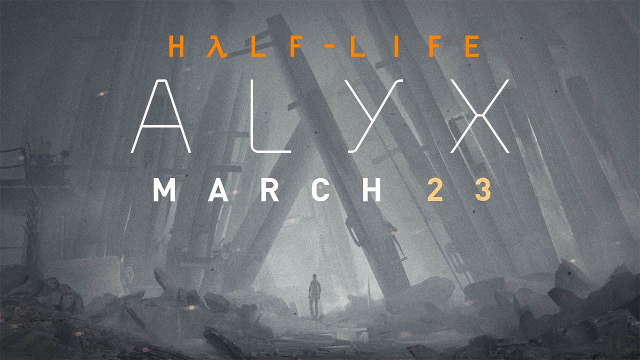Half Life Alyx Release angekündigt