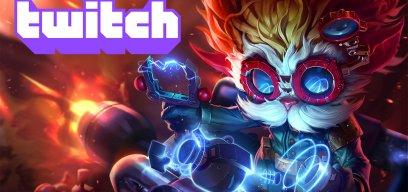 Neuer Live Tracker für LoL auf Twitch