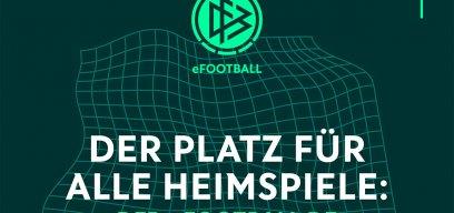 Die neue Plattform des DFB für eFootball