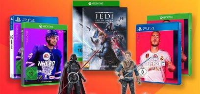 EA Spiele und Hasbro Figuren im esports.com-Gewinnspiel