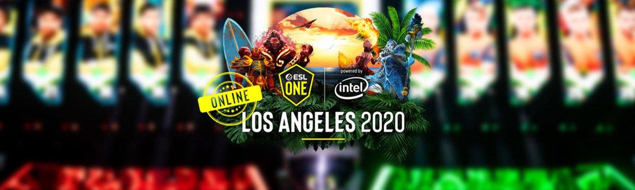 ESL One Los Angeles Online Megathread