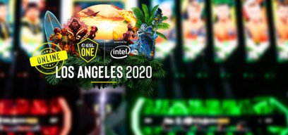 ESL One Los Angeles Online Megathread