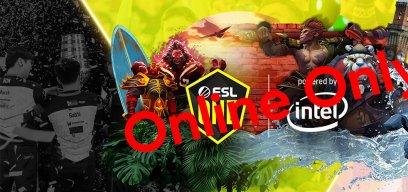 ESL One Los Angeles und Birmingham werden nun Online ausgetragen