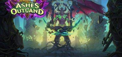 """Hearthstones neue Erweiterung """"Ashes of Outland"""" fügt als neue Klasse den Dämonenjäger hinzu"""