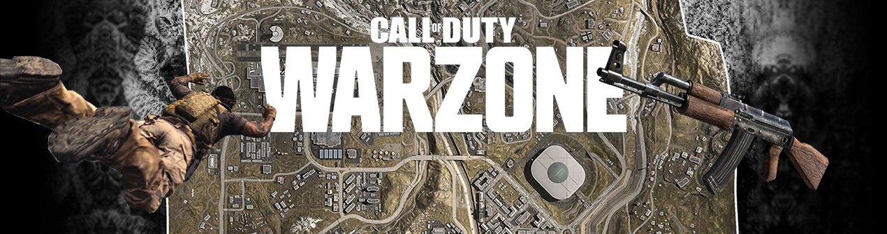 Warzone Waffen Und Dropspots Header