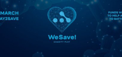 WeSave! Charity Play Turnier in Dota 2