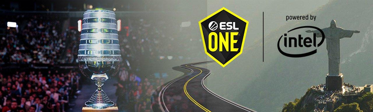 ESL One Road to Rio