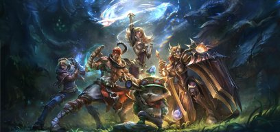 League of Legends Patch 10.10