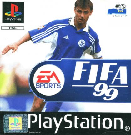 FIFA 99 von EA Sports