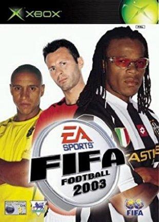 FIFA 2003 von EA Sports