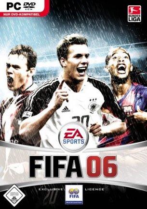 FIFA 2006 von EA Sports