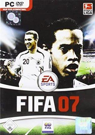 FIFA 07 von EA Sports