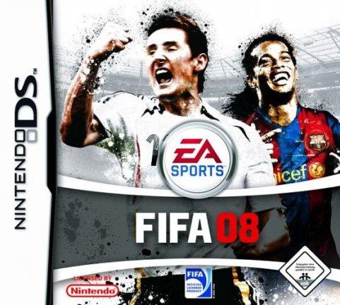 FIFA 08 von EA Sports