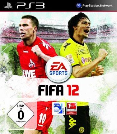 FIFA 12 von EA Sports