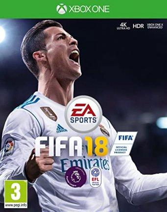 FIFA 18 von EA Sports
