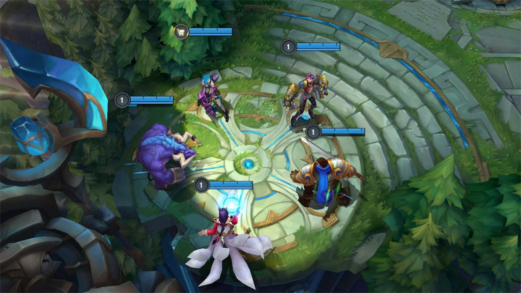 Champions will see some adjustments in Wild Rift