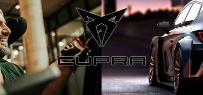 Cupra Simracing Header