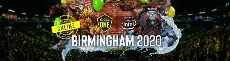 ESL One Bimingham Online