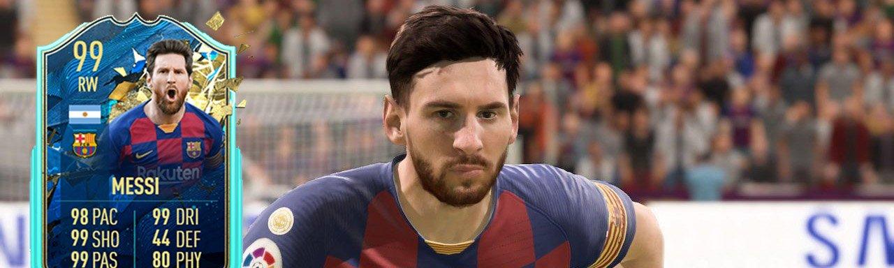 FIFA 20 TOTSSF La Liga revealed!