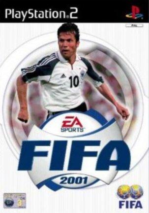 FIFA 2001 von EA Sports