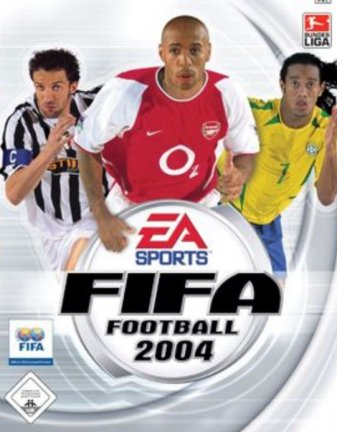 FIFA 2004 von EA Sports