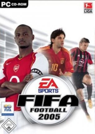 FIFA 2005 von EA Sports