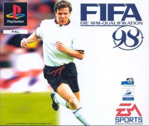 FIFA 98 von EA Sports