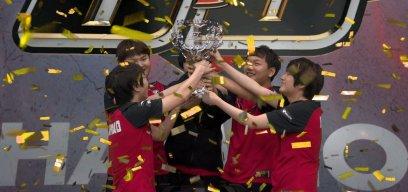 JD Gaming LPL Spring 2020 Champions