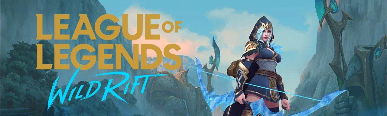 LoL: Wild Rift Gameplay und mehr Details