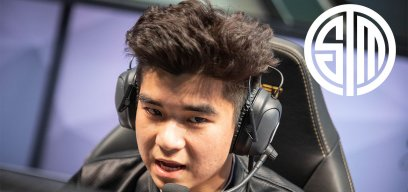 Is Spica TSM's new Jungler for Summer Split?