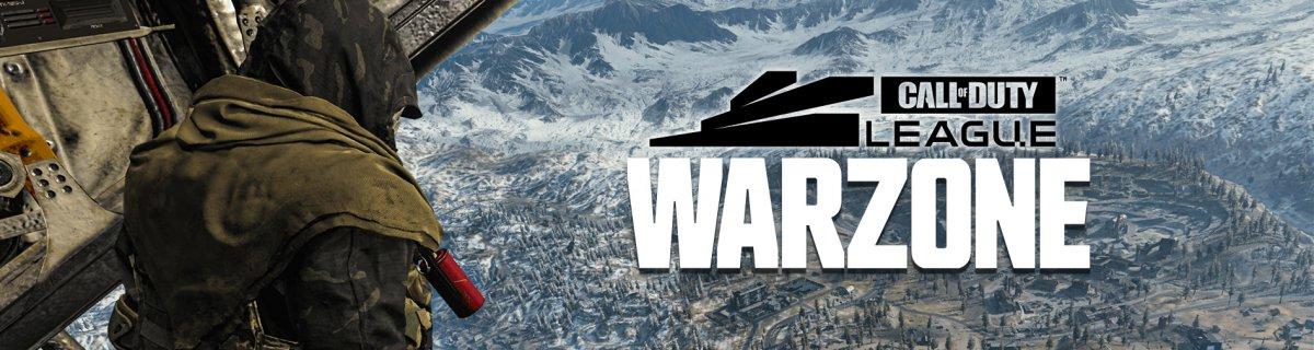 Warzone CDL Header