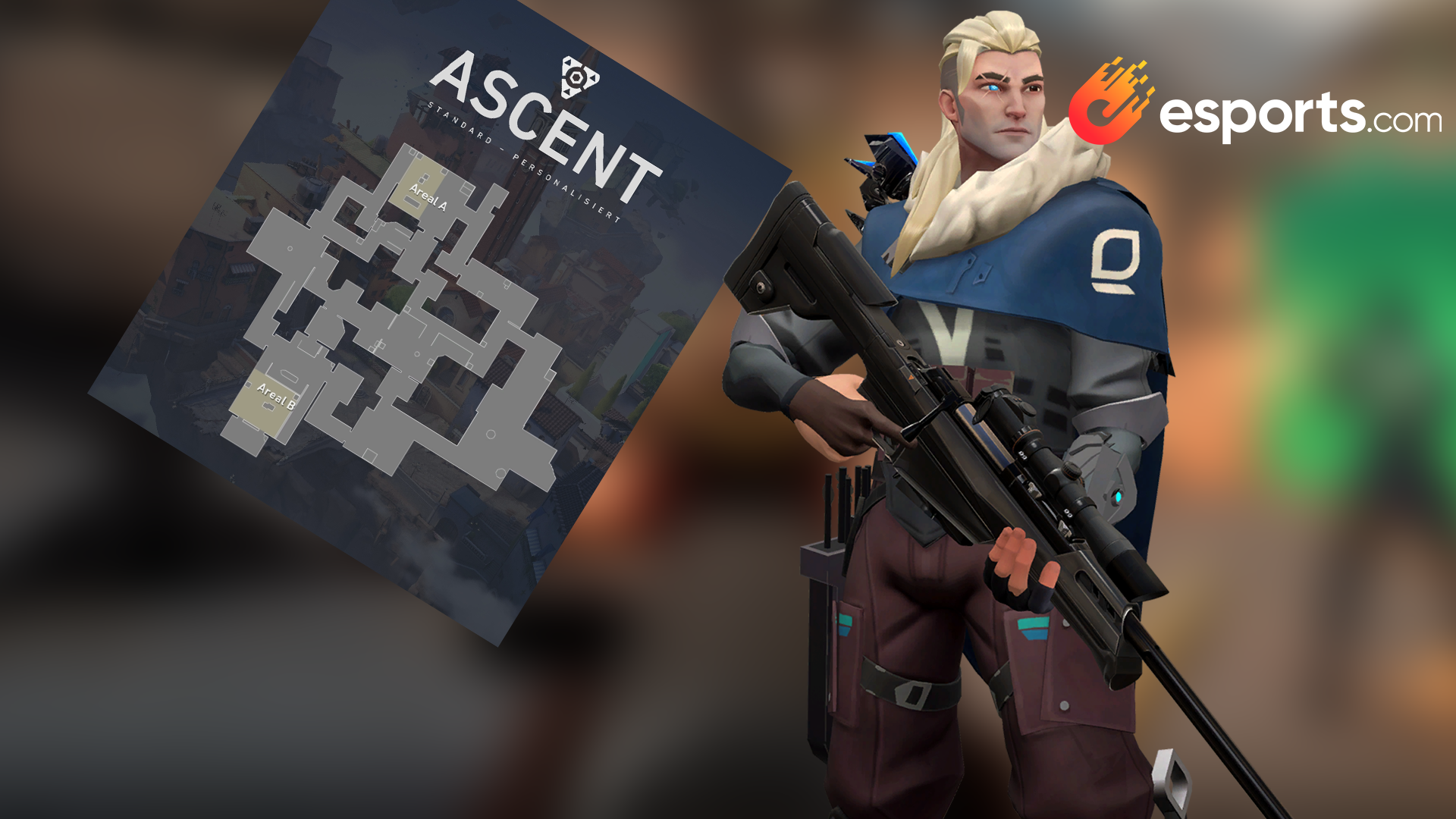 Best Recon Bolts on Ascent
