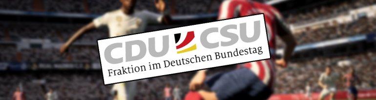 CDU/CSU und Esport