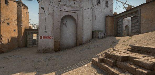 Dust2 Doors