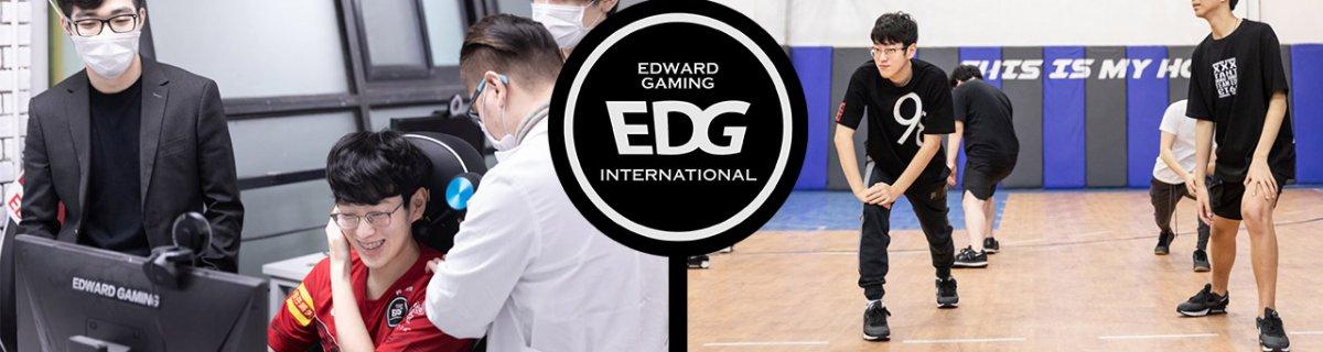 Edward Gaming Esports Health Management Center