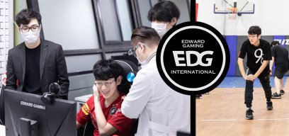 Edward Gaming Esports Health Management Center