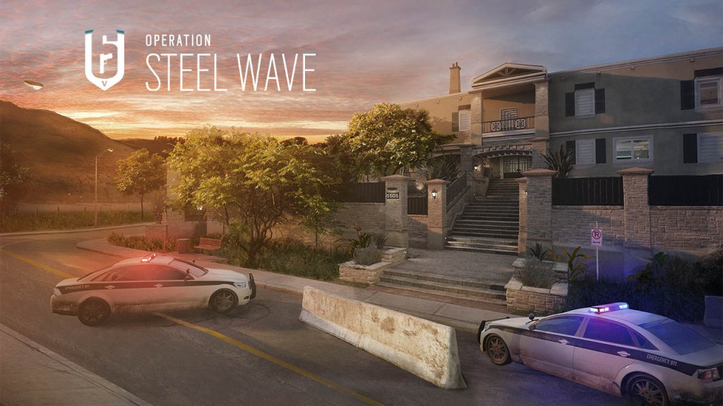 House has been reworked for Operation Steel Wave