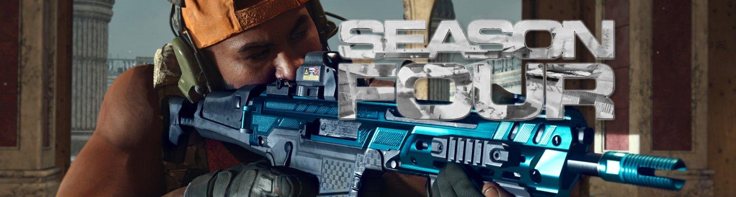 Massive Leaks Zu Modern Warfare Season 4