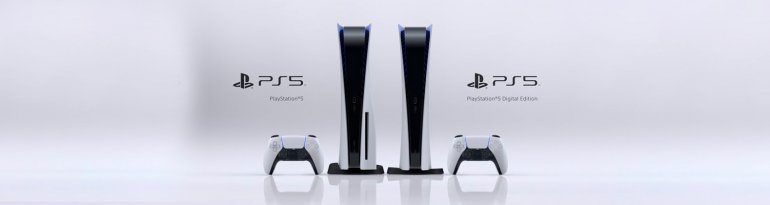 PlayStation5 Modelle