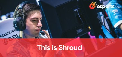 Shroud Streamerportrait En