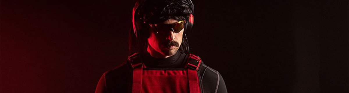 DrDisrespect banned on Twitch