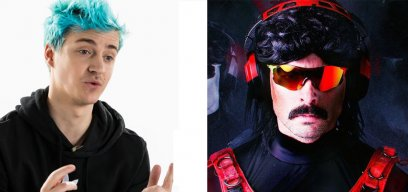 Mixer-Streamer bangen - Ninja und Dr. Disrespect solidarisieren sich
