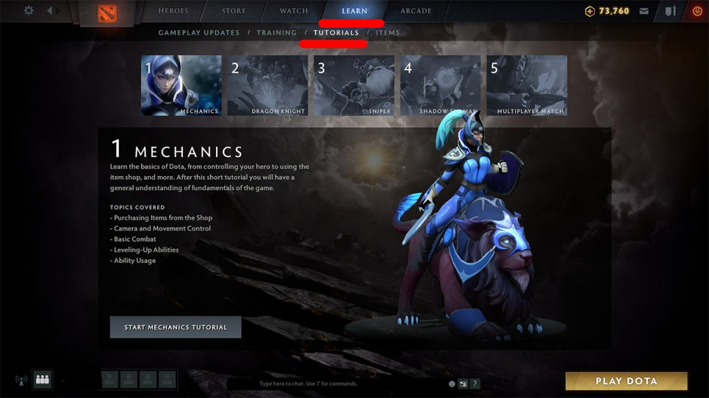 How to get started in Dota 2 | WTBBLUE